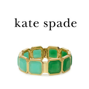 NWT Kate Spade Frame of MInd Hinge Bangle Bracelet